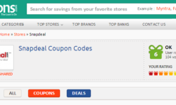 Zoutons – Online Coupons Benefits